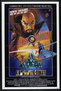 "Movie Posters:Science Fiction, Flash Gordon (20th Century Fox, 1980). One Sheet (27"" X 41"").Advance. Science Fiction. Directed by Mike Hodges. Starring Ma..."