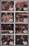"""Movie Posters:Horror, Jesse James Meets Frankenstein's Daughter (Embassy Pictures, 1965). Lobby Card Set of 8 (11"""" X 14""""). Western Horror. Directe... (Total: 8)"""