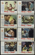 "Movie Posters:Adventure, Rope of Sand (Paramount, 1949). Lobby Card Set of 8 (11"" X 14"").Adventure. Directed by William Dieterle. Starring Burt Lanc...(Total: 8)"