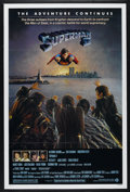 """Movie Posters:Fantasy, Superman II (Warner Brothers, 1980). One Sheet (27"""" X 41""""). Action.Directed by Richard Lester. Starring Gene Hackman, Chris..."""