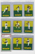 Baseball Cards:Lots, 1964 Topps Stand-Ups Baseball Group Lot of 18. Scarce Topps issueincludes ungraded Aaron, Clemente, Drysdale, Killebrew, Ko...