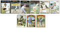 Baseball Cards:Lots, 1970-73 Topps Baseball Group Lot of 25. Wonderful sampling fromsome important Topps sets of the early 1970s. Cards of not...