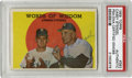 Autographs:Sports Cards, 1959 Topps Casey Stengel #383 Signed Card PSA Authentic. With 54 years in professional baseball, few qualify as an authorit...
