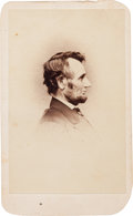 Photography:CDVs, Abraham Lincoln Carte de Visite,...