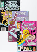 Modern Age (1980-Present):Superhero, Silver Surfer Volume 3 Short Box Group (Marvel, 1987-93) Condition:Average NM-....