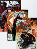 Modern Age (1980-Present):Miscellaneous, Marvel Modern Age Long Box Group (Marvel, 2009) Condition: Average NM-....