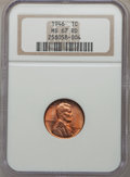 1946 1C MS67 Red NGC. NGC Census: (37/0). PCGS Population (20/0). Mintage: 991,654,976. Numismedia Wsl. Price for proble...