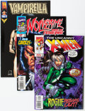 Modern Age (1980-Present):Miscellaneous, Marvel Modern Age Long Box Group (Marvel, 1997-98) Condition: Average NM-....