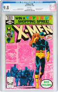 Modern Age (1980-Present):Superhero, X-Men #138 (Marvel, 1980) CGC NM/MT 9.8 White pages....