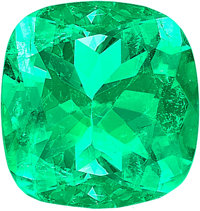 Unmounted Colombian Emerald