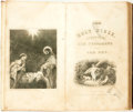Books:Religion & Theology, [Holy Bible]. Holy Bible, Containing the Old Testament and The New. Boston: R. H. Sherburne, 1843-1844. 12mo. 2 vols...
