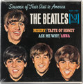 Music Memorabilia:Recordings, Beatles Souvenir of Their Visit to America Sealed EP(Vee-Jay 1-003, 1964)....