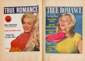 Movie/TV Memorabilia:Documents, A Marilyn Monroe Extensive Collection of Scrapbooks,1950s-1960s.... (Total: 17 Items)