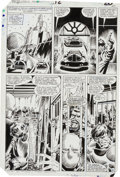 Original Comic Art:Panel Pages, Herb Trimpe Incredible Hulk Annual #12 and Fantastic Four Unlimited #9 Original Art Group (Marvel, 198... (Total: 3 Original Art)