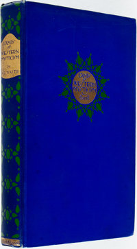 Waite, Arthur Edward. Lamps of Western Mysticism: Essays On The Life Of The Soul In God. New Yo