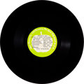 "Music Memorabilia:Recordings, Beatles - Paul McCartney ""Another Day"" 10"" One-sided Acetate (US -Apple, 1971)..."