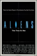 "Movie Posters:Science Fiction, Aliens (20th Century Fox, 1986). One Sheet (27"" X 41""), Deluxe Lobby Card (11"" X 14"", German Lobby Cards (3) (9.25"" X 11.75""... (Total: 6 Items)"