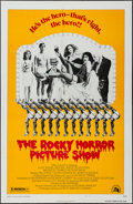 "Movie Posters:Rock and Roll, The Rocky Horror Picture Show (20th Century Fox, 1975). One Sheet(27"" X 41"") Style B, Mini Poster (17"" X 22""), & Lobby Card...(Total: 8 Items)"