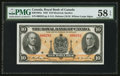 Canadian Currency: , Montreal, PQ- The Royal Bank of Canada $10 Jan. 2, 1935 Ch. #630-18-04a. ...