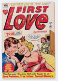 Golden Age (1938-1955):Romance, First Love Illustrated #3 Crowley Copy pedigree (Harvey, 1949)Condition: FN+....