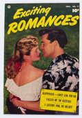 Golden Age (1938-1955):Romance, Exciting Romances #11 Crowley Copy pedigree (Fawcett Publications,1951) Condition: NM-....