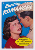 Golden Age (1938-1955):Romance, Exciting Romances #8 Crowley Copy pedigree (Fawcett Publications,1951) Condition: NM-....