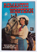 Golden Age (1938-1955):Romance, Romantic Western #3 Crowley Copy pedigree (Fawcett Publications,1950) Condition: NM-....