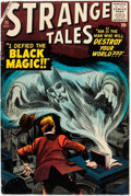 Silver Age (1956-1969):Horror, Strange Tales #71 (Marvel, 1959) Condition: VG/FN....