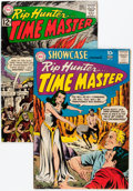 Silver Age (1956-1969):Miscellaneous, Showcase #21 and Rip Kirby #12 Group (DC, 1959-63).... (Total: 2Comic Books)