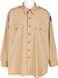 """Movie/TV Memorabilia:Costumes, An Orson Welles Shirt from """"Catch-22.""""..."""