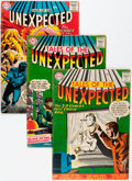 Silver Age (1956-1969):Horror, Tales of the Unexpected Group (DC, 1956-65) Condition: AverageVG-.... (Total: 28 Comic Books)