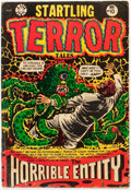 Golden Age (1938-1955):Horror, Startling Terror Tales #10 (Star Publications, 1952) Condition:GD+....
