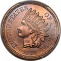 Proof Indian Cents, 1859 1C PR66 Cameo PCGS....