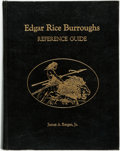 Books:Reference & Bibliography, [Edgar Rice Burroughs]. James A. Bergen, editor. SIGNED.Reference Guide and Prices to Books by Edgar Rice Burroughs....