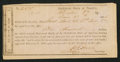 Confederate Notes:Group Lots, Interim Depositary Receipt Abington, VA- $500 June 27, 1864 TremmelVA-21.. ...