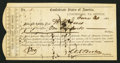 Confederate Notes:Group Lots, Interim Depositary Receipt Lynchburg, VA- $100 June 20, 1864Tremmel VA-97.. ...
