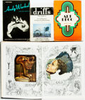 Books:Art & Architecture, [Art/Antiques]. Group of Four. Includes books on Warhol, Dali, Art Deco and Antiquarian Books. Various publishers and dates.... (Total: 4 Items)