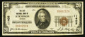 National Bank Notes:Kansas, Atchison, KS - $20 1929 Ty. 1 The City NB Ch. # 11405. ...
