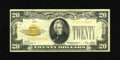 Small Size:Gold Certificates, Fr. 2402 $20 1928 Gold Certificate. Very Fine.. A wonderfully original and totally problem free example of this popular gold...