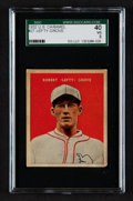 Baseball Cards:Singles (1930-1939), 1932 U.S. Caramel Lefty Grove #27 SGC 40 VG 3....