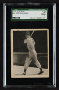 Baseball Cards:Singles (1930-1939), 1939 Play Ball Ted Williams #92 SGC 10 Poor 1....