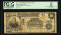 National Bank Notes:Pennsylvania, Bedford, PA - $10 1902 Plain Back Fr. 632 Farmers NB & TC Ch. #11188. ...