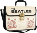 Music Memorabilia:Memorabilia, Beatles School Bag by Burnel Ltd. of Canada (NEMS, 1964)....