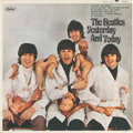 "Music Memorabilia:Recordings, Beatles Yesterday And Today Third State ""Butcher Cover"" MonoLP (Capitol 2553, 1966)...."