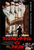 """Movie Posters:Crime, Once Upon a Time in America (Warner Brothers, 1984). Japanese B2(20.25"""" X 28.75""""). Crime.. ..."""