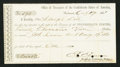 Confederate Notes:Group Lots, Interim Depository Receipt Richmond, (VA)- $20,000 Oct. 17, 1861Tremmel VA-151.. ...