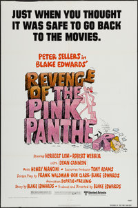 "Revenge of the Pink Panther (United Artists, 1978). One Sheet (27"" X 41"") & Lobby Card Set of 8 (11&qu..."