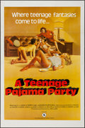 """Movie Posters:Adult, A Teenage Pajama Party & Others Lot (VEP, 1977). One Sheets (3) (25"""" X 38"""", 27"""" X 41""""). Adult.. ... (Total: 3 Items)"""