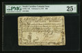 Colonial Notes:South Carolina, South Carolina February 8, 1779 $90 PMG Very Fine 25 Net.. ...