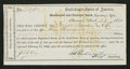 Confederate Notes:Group Lots, Interim Depository Receipt Savannah, (GA)- $500 Mar. 28, 1864Tremmel GA-146. . ...